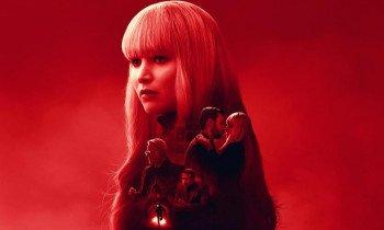 Красный воробей