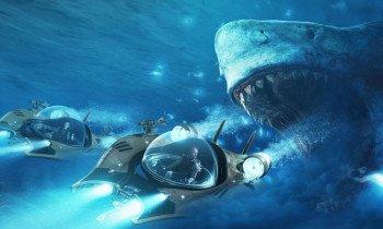Мег: Монстр глубины