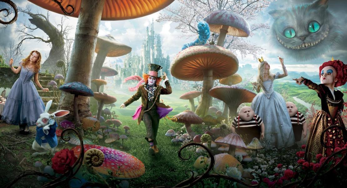 66 фактов о фильме Алиса в стране чудес