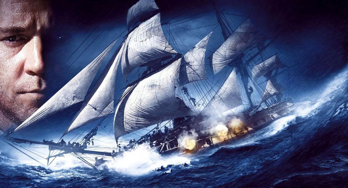 71 факт о фильме Хозяин морей: На краю Земли