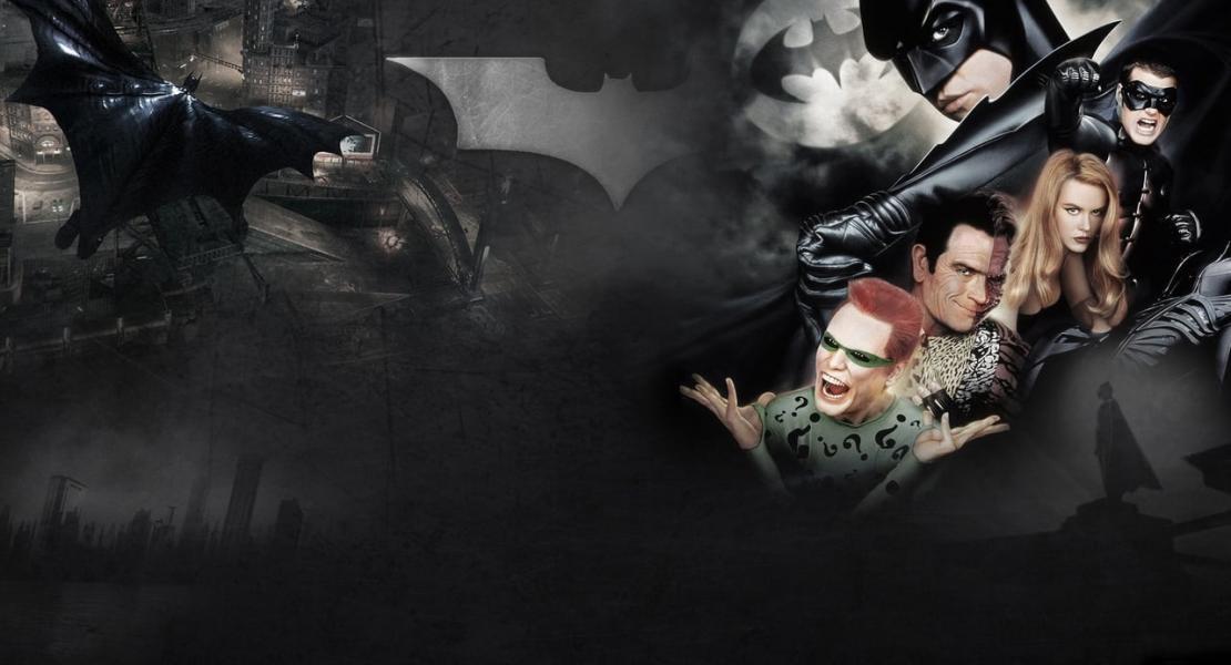 163 факта о фильме Бэтмен навсегда