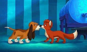 Лис и пёс 2