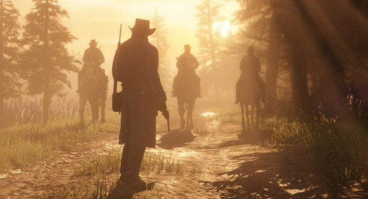 50 фактов об игре Red Dead Redemption 2