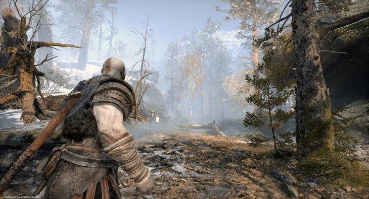 13 фактов об игре God of War