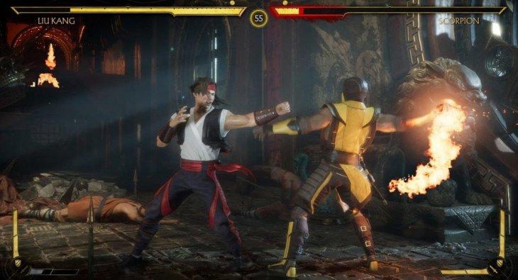 11 фактов об игре Mortal Kombat 11