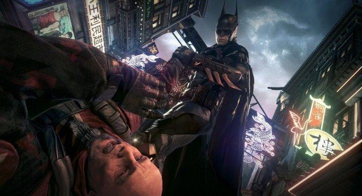 62 факта об игре Batman: Arkham Knight