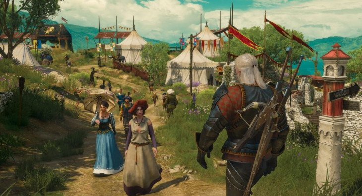 13 фактов об игре The Witcher 3: Wild Hunt - Blood and Wine