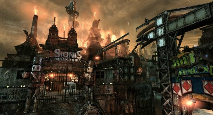 33 факта об игре Batman: Arkham City