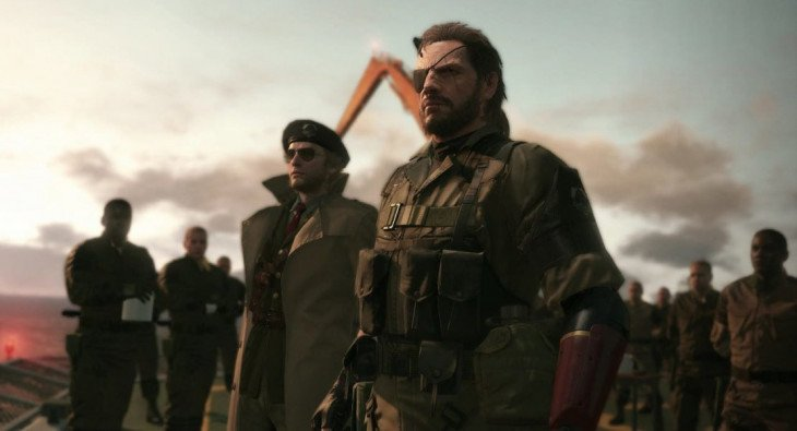 65 фактов об игре Metal Gear Solid V: The Phantom Pain