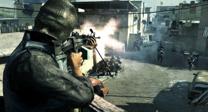 22 факта об игре Call of Duty 4: Modern Warfare
