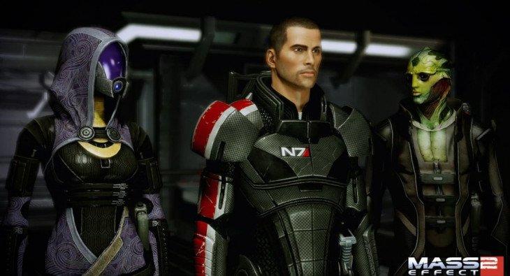 20 фактов об игре Mass Effect 2