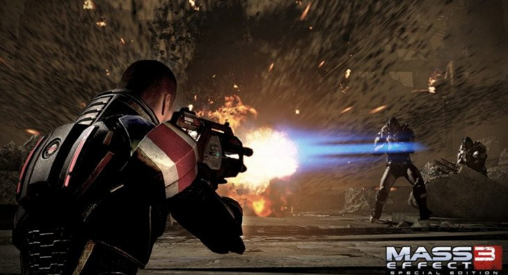 12 фактов об игре Mass Effect 3