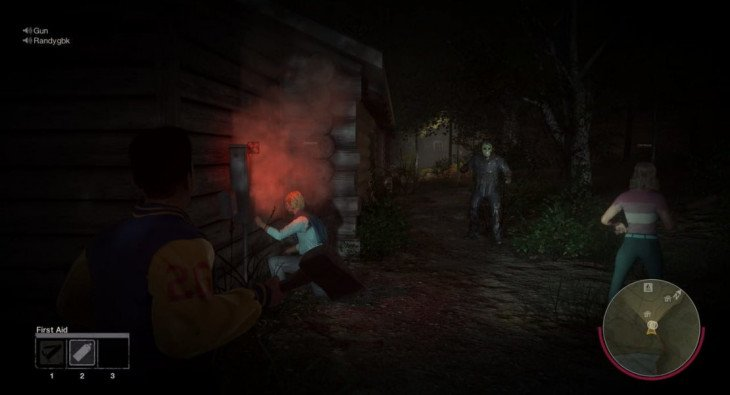 23 факта об игре Friday the 13th: The Game