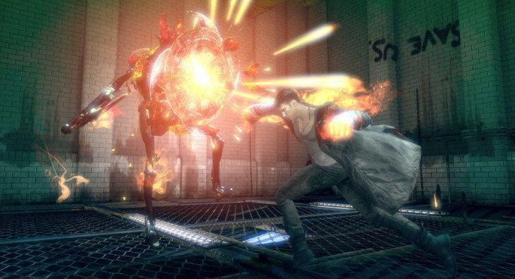 17 фактов об игре DmC: Devil May Cry