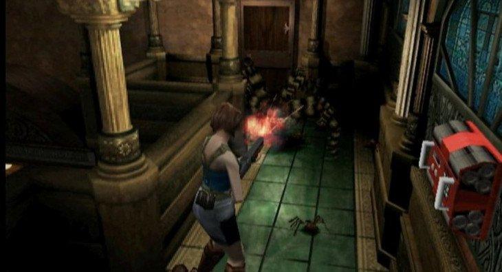 24 факта об игре Resident Evil 3: Nemesis