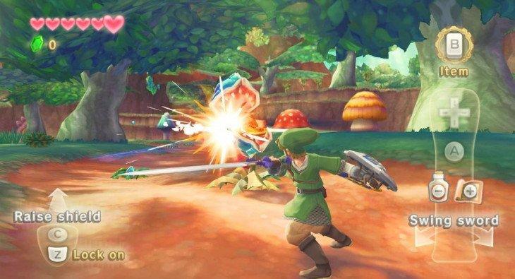 20 фактов об игре The Legend of Zelda: Skyward Sword