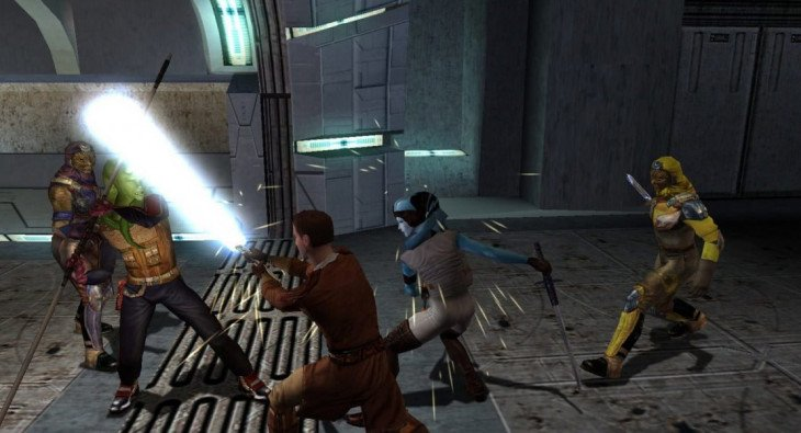 13 фактов об игре Star Wars: Knights of the Old Republic