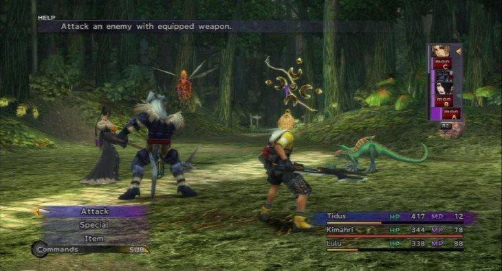 46 фактов об игре Final Fantasy X