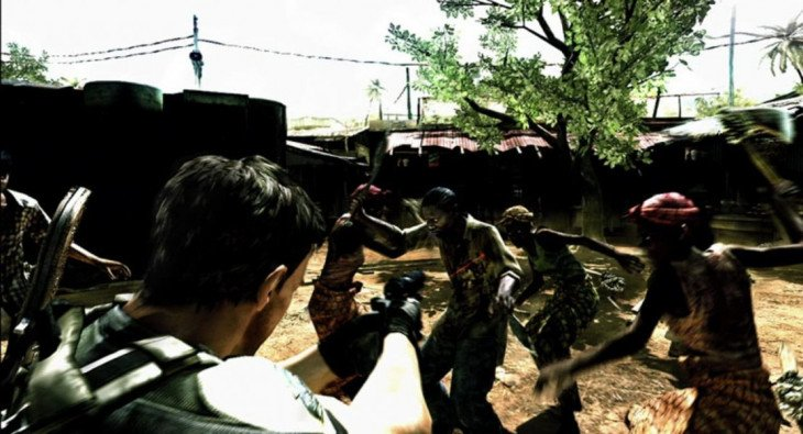 42 факта об игре Resident Evil 5
