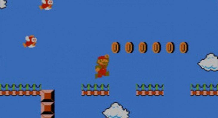 16 фактов об игре Super Mario Bros.