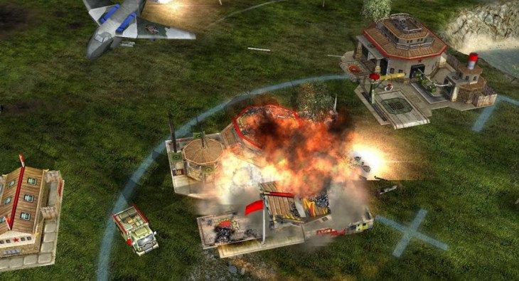 1 факт об игре Command & Conquer: Generals - Zero Hour