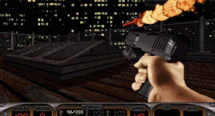 16 фактов об игре Duke Nukem 3D