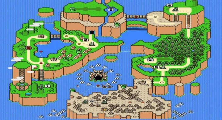 15 фактов об игре Super Mario World