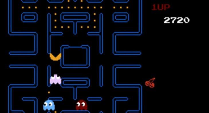 18 фактов об игре Pac-Man