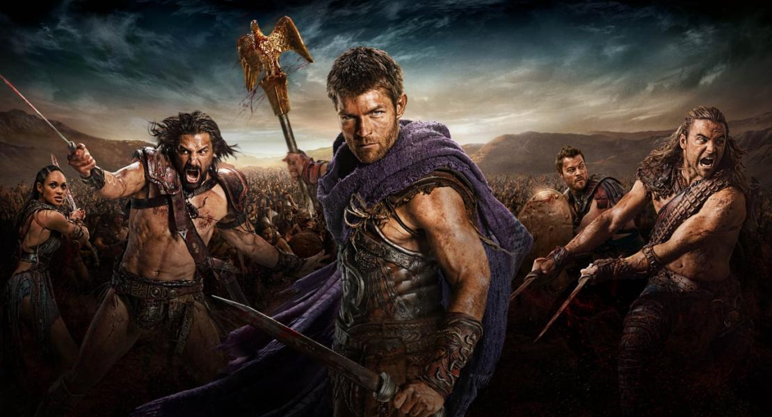 126 фактов о сериале Спартак: Кровь и песок