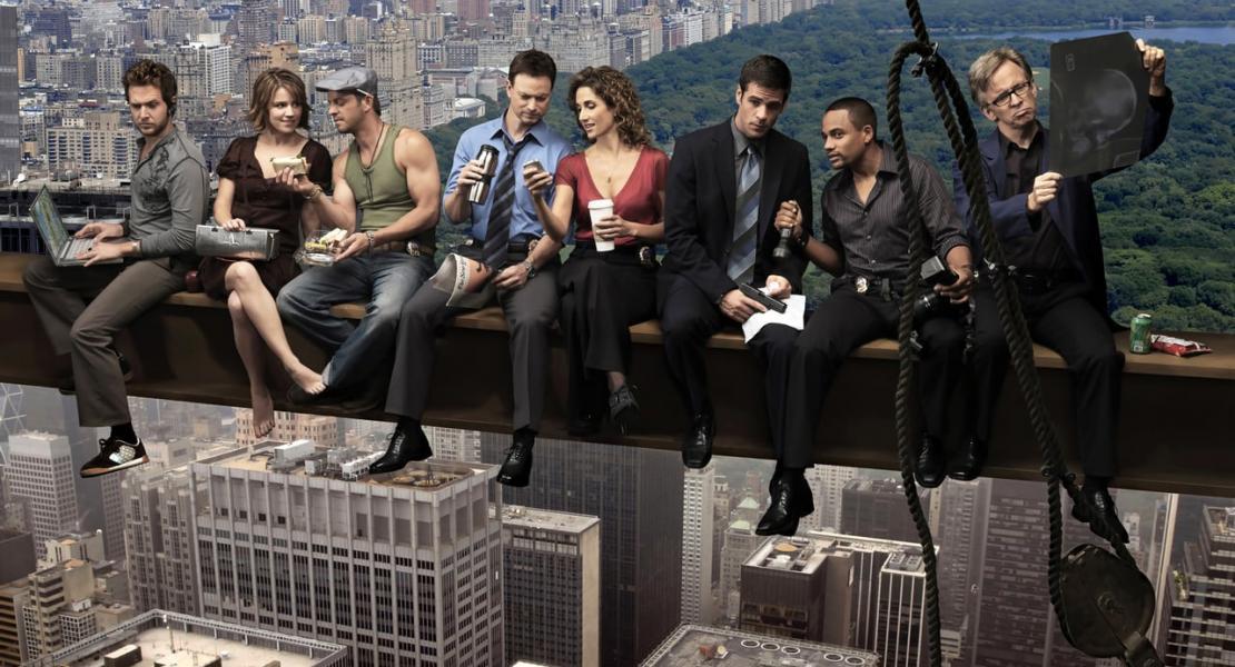 22 факта о сериале CSI: Место преступления Нью-Йорк