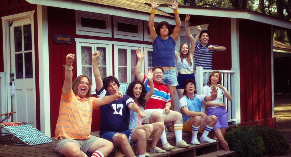 13 фактов о сериале Жаркое американское лето: Первый день лагеря