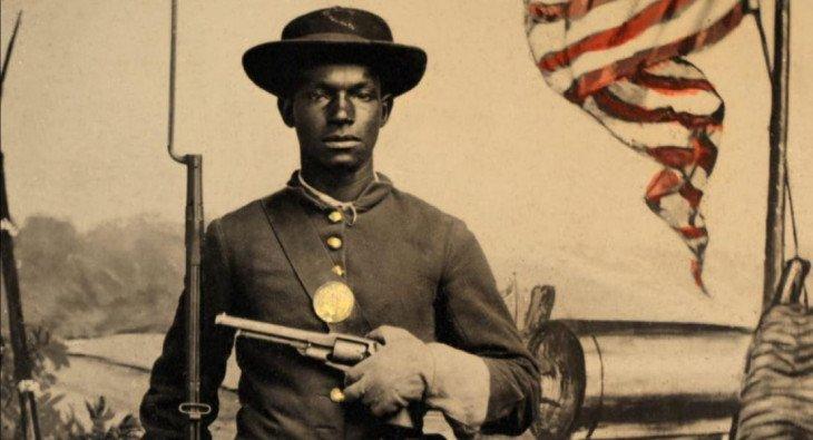 1 факт о сериале Reconstruction: America After the Civil War