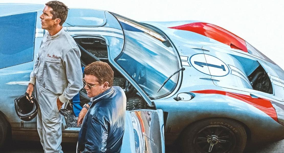 46 фактов о фильме Ford против Ferrari