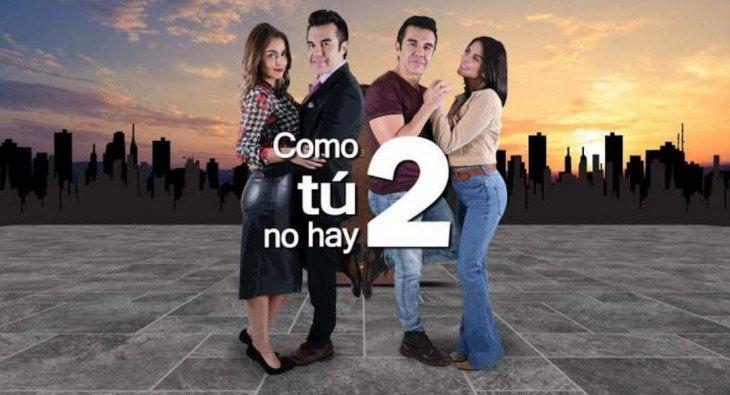 0 фактов о сериале Como Tu No Hay 2